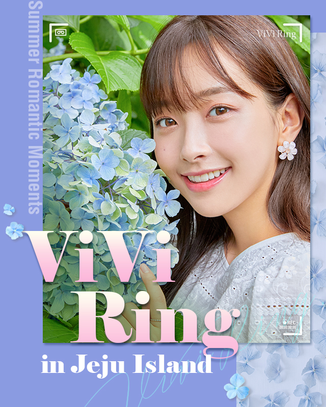 ViVi Ring in Jeju island